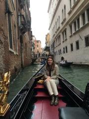 Me on a gondola!